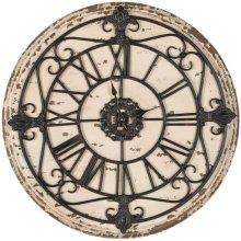 Jerry Clock - Distressed Antique Rusty