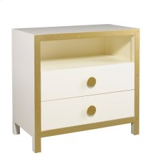 Pearson Two Drawer Chest