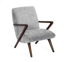 Florin Lounge Chair - Grey