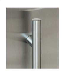 Slim Low Profile ADA Door Handle - Stainless Steel