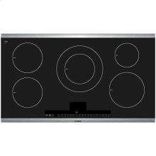 500 Series 36 Induction Cooktop with Touch Control Stainless Steel Strips