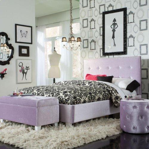 Lavender Uph Headboard, 3/3