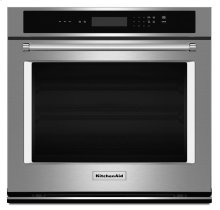 "27"" Single Wall Oven® with Even-Heat Thermal Bake/Broil - Stainless Steel"