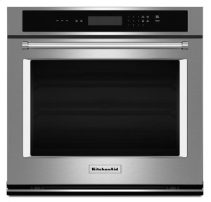 "27"" Single Wall Oven® with Even-Heat Thermal Bake/Broil - Stainless Steel Product Image"