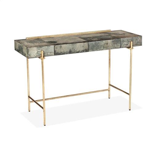 Addison Console/ Desk - Grey