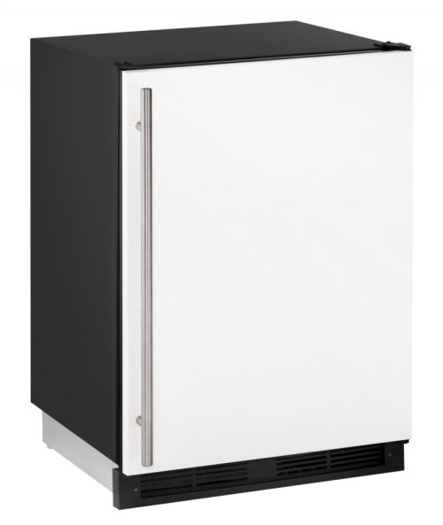 "1000 Series 24"" Combo® Model With White Solid Finish and Field Reversible Door Swing"