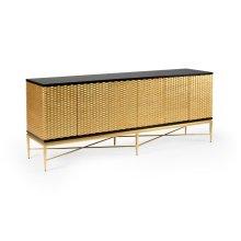 Gold James Sideboard