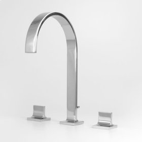 1600 Series Lavatory Set with Nuance Handle