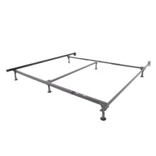 Insta-Lock I-PK165 Queen/King/California King Standard Bed Frame with Glides