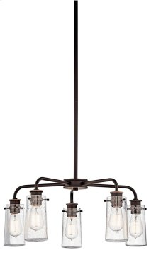 Braelyn 5 Light Chandelier Olde Bronze®