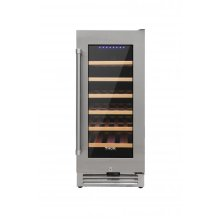 33 Bottle Wine Cooler With Sabbath Mode