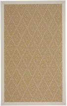 Canvas Antique Beige Savanna-Tumbleweed Cream Runner Product Image