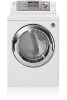 Large Capacity Gas Dryer with 9 Drying Programs (White) Product Image