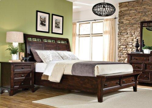 Bedroom - Hayden Three Drawer Nightstand