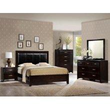 Jocelyn Bedroom Group (D,M,CH, KING HB/FB/Rails)