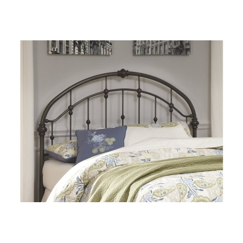 Queen Metal Headboard