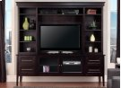 "Stockholm 84"" HDTV Cabinet With Hutch Product Image"