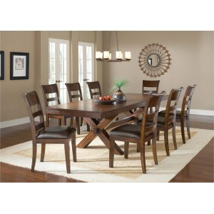 Hillsdale FurniturePark Avenue 9pc Dining Set