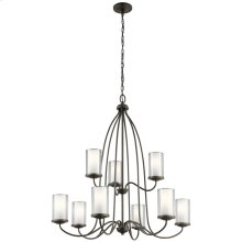 Lorin Collection Lorin 9 Light Chandelier OZ