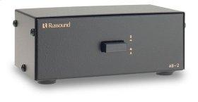 AB-2.2 Table Top, Dual Source Speaker Selector