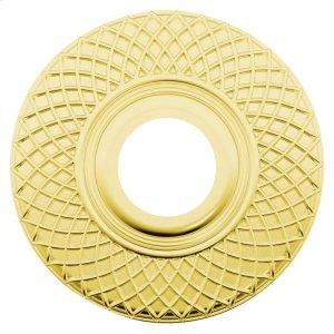 Lifetime Polished Brass R004 Estate Rose Product Image