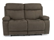 Danika Fabric Power Reclining Loveseat