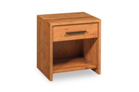 Wildwood Nightstand with Opening