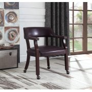 Modern Brown Office Chair Product Image
