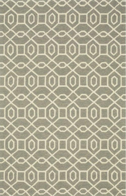 Grey / Ivory Rug