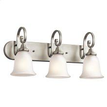 Monroe Collection Monroe 3 Light Bath Light NI