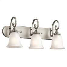 Monroe Collection Monroe 3 Light Bath Light NI