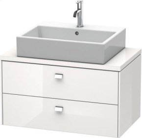 Brioso Vanity Unit For Console Compact