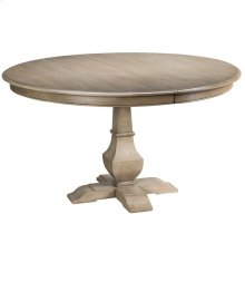 "Maitland 48"" Pedestal Extension Table"