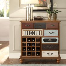 Anthology Jackson Wine Cabinet