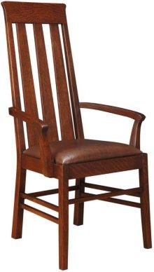 Oak Highlands Arm Chair