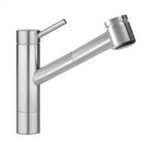 Solid Stainless Steel Single-lever Mixer