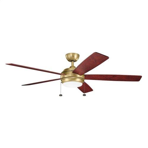 """Starkk Collection 60"""" Starkk LED Ceiling Fan PN"""