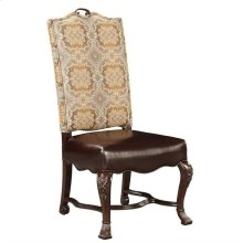 Casa D'Onore-Upholstered Side Chair