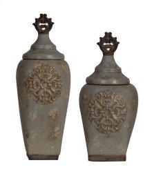 "Tuscana Vases 15""/20""Ht"