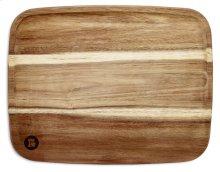 "11"" x 14"" Acacia Cutting Board - Acacia Wood"