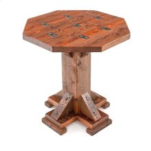 Timber Plank Pub Table