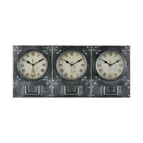 Age Of Progress Wall Clock