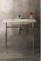 Cortina Console Carrara Marble Product Image