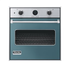 "Iridescent Blue 27"" Single Electric Premiere Oven - VESO (27"" Single Electric Premiere Oven)"
