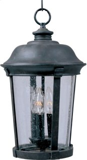 Dover VX 3-Light Outdoor Hanging Lantern