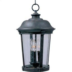 Dover VX 3-Light Outdoor Hanging Lantern