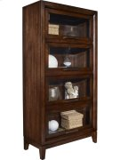 Studio 1904 Tall Lawyer Bookcase Product Image