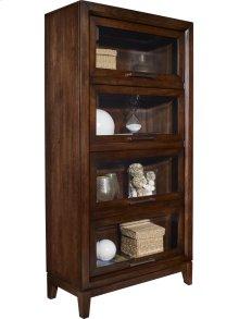Studio 1904 Tall Lawyer Bookcase