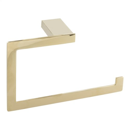 Parker Bath Towel Ring - French Gold