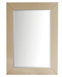 "Weston 29"" Rectangular Mirror, Sea Gull"